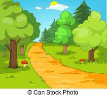 Deciduous forest Stock Illustration Images. 7,632 Deciduous.