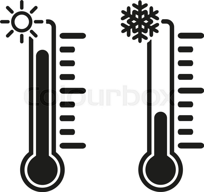 Temperature clipart black and white 5 » Clipart Portal.