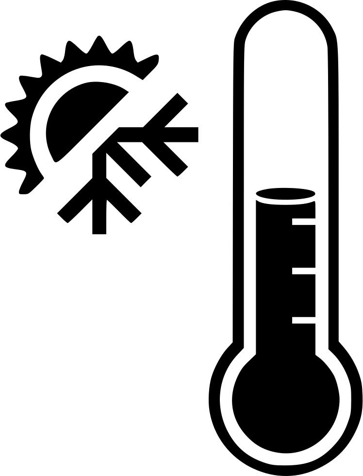 Temperature Png Black And White & Free Temperature Black And.