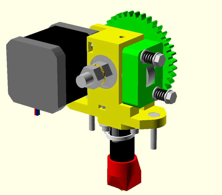 HydraRaptor: Mendel90 design improvements.