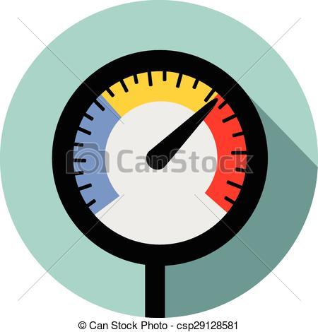 Temperature gauge Illustrations and Clipart. 720 Temperature gauge.