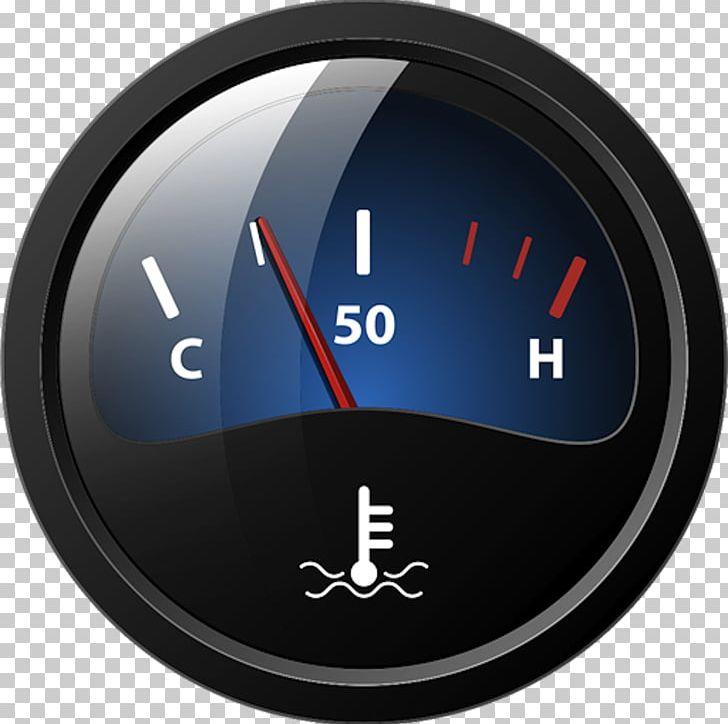 Gauge Temperature Sensor Computer Monitors PNG, Clipart.