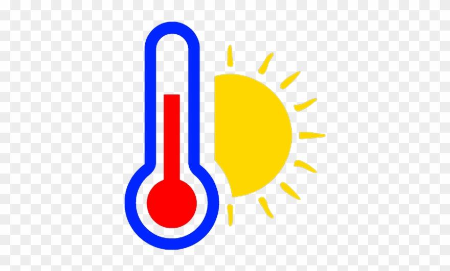 Cold Clipart Temperature Change.