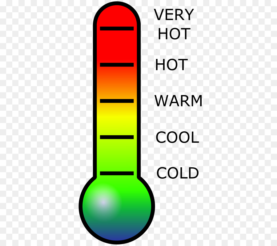 Temperature Text png download.