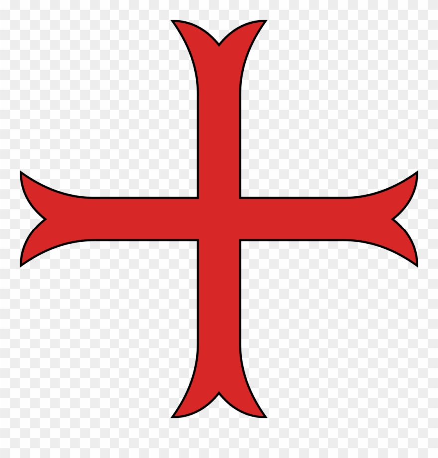 Knights Templar Cross.