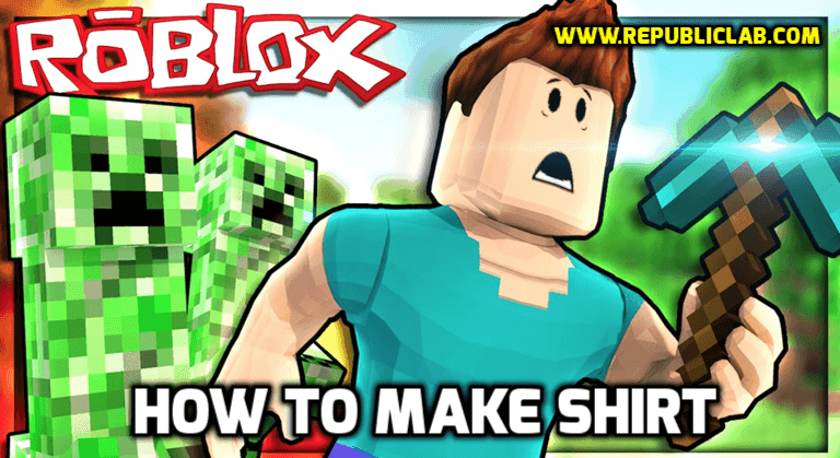 How to Make a Shirt on Roblox?.