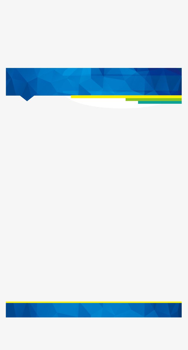 Business Blue Border, Vector Png, Business Affairs, Business.