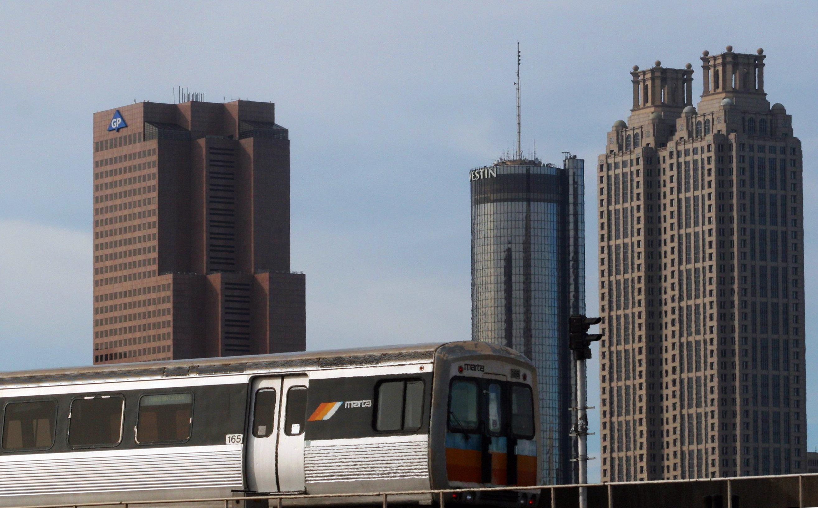 Metropolitan Atlanta Rapid Transit Authority.