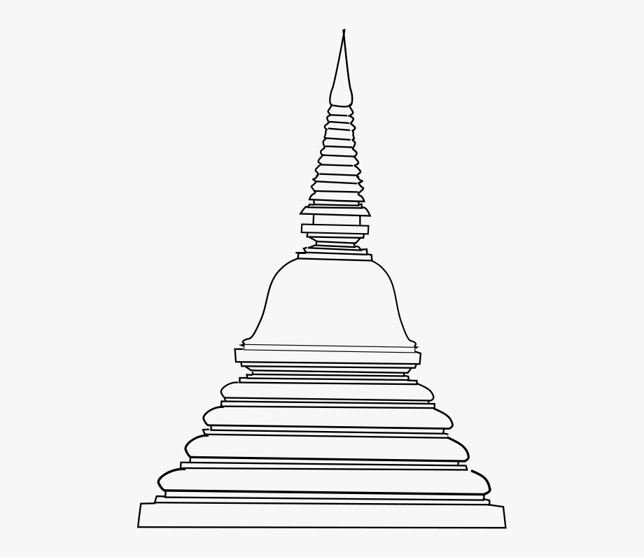 Temple Clipart Black And White , Transparent Cartoon, Free.