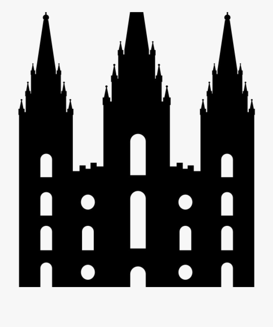 Lds Temple Clipart Baby Clipart Hatenylo.