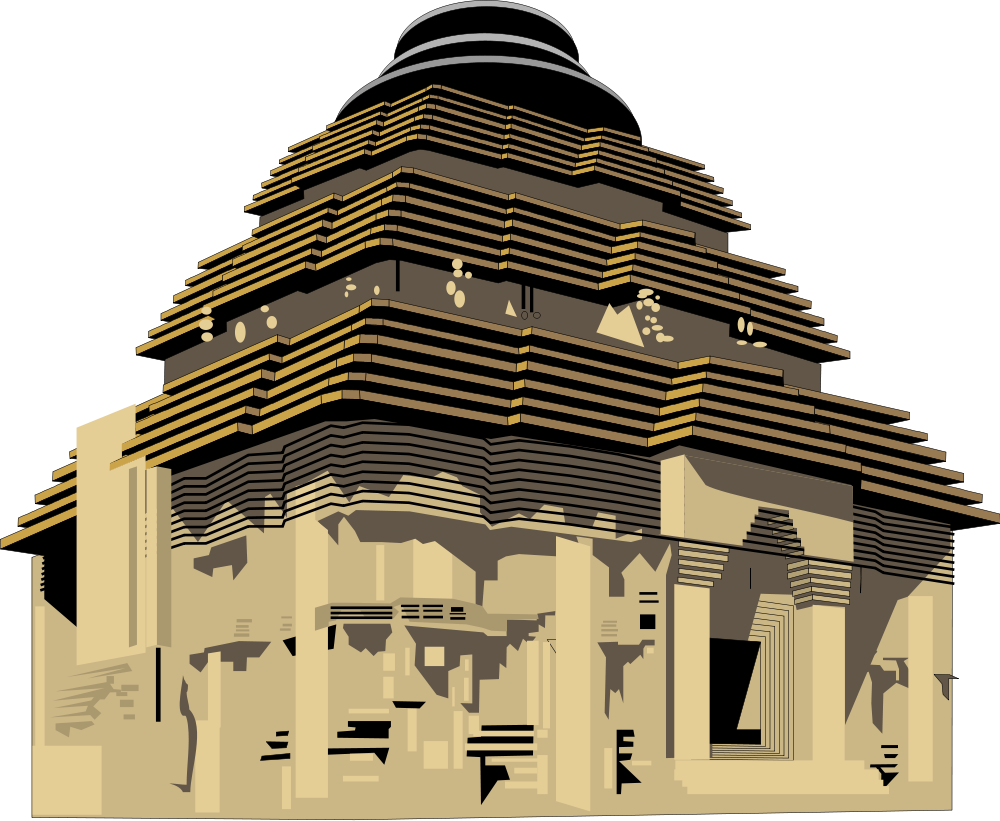Temple Hall Clipart Clipground