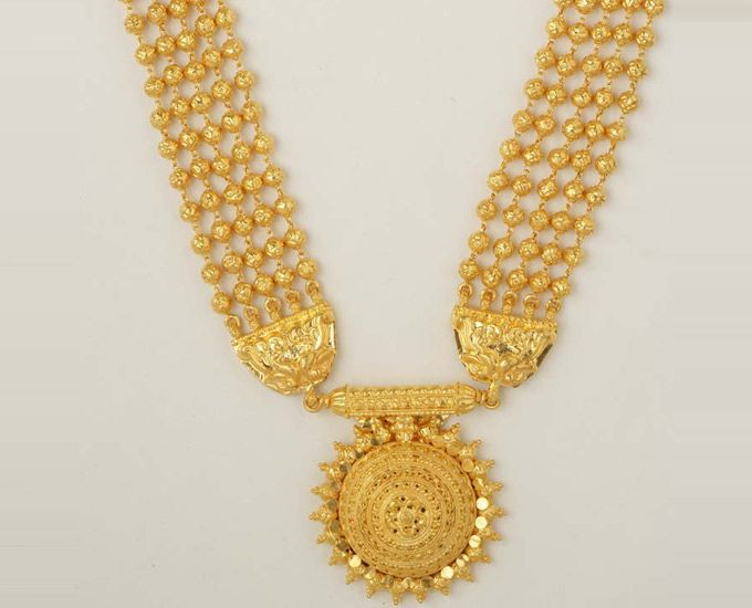 Mohanmal necklace.