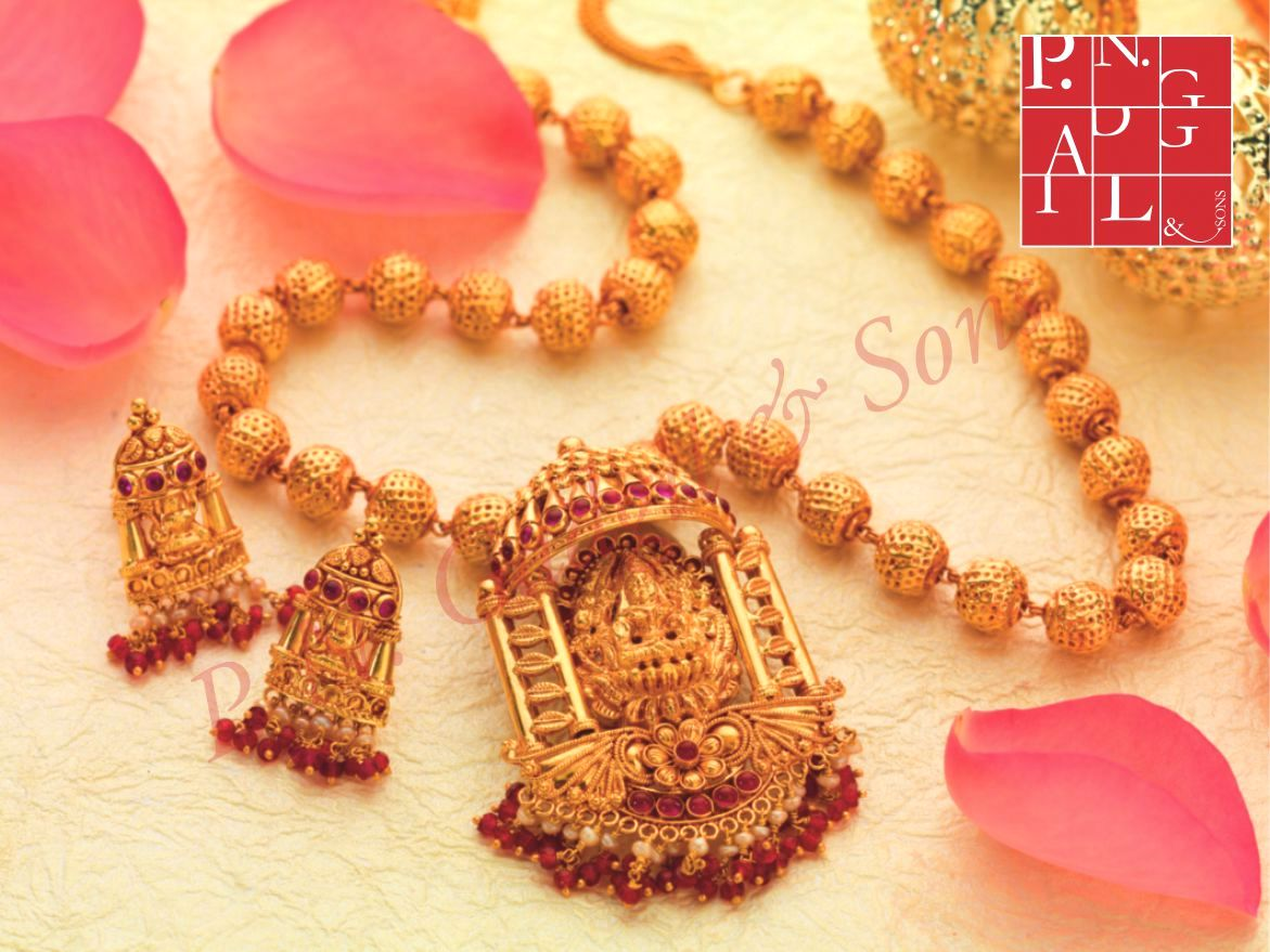 Temple Jewellery Classics by PNG & Sons.
