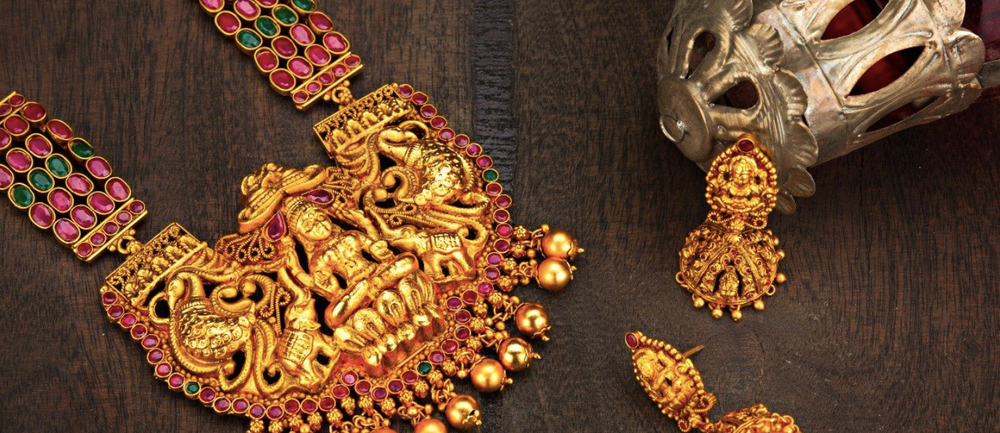What is Temple Jewellery?.