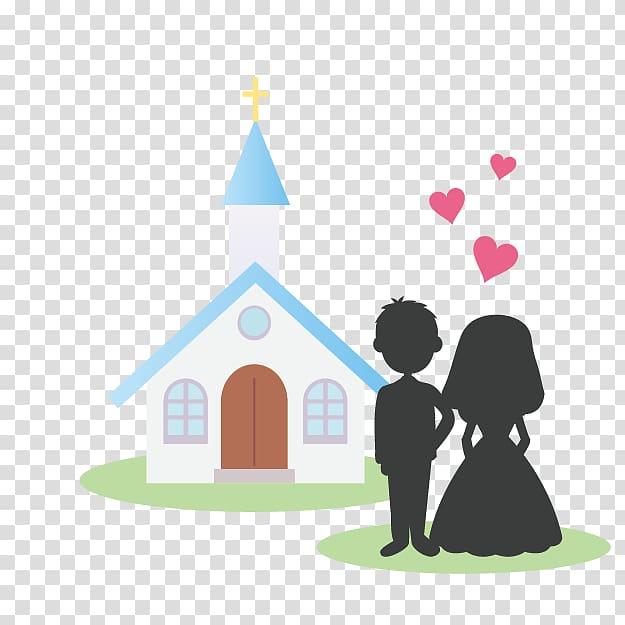 Shotgun wedding Church Marriage Christianity, Church.