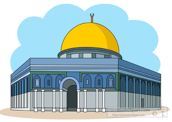 Middle East : temple.