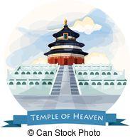 Temple heaven Clip Art Vector and Illustration. 166 Temple heaven.