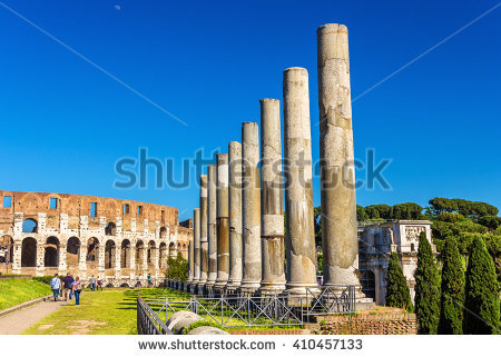 The Temple Of Venus Stock Photos, Royalty.
