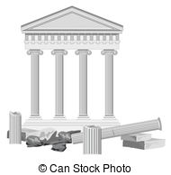 Ruin Illustrations and Clipart. 9,115 Ruin royalty free.