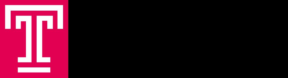 Temple University Logo / University / Logo.