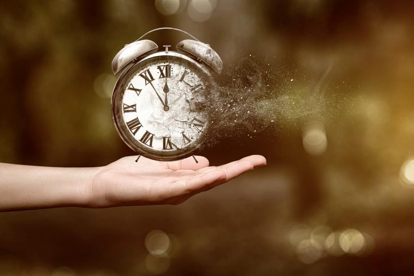Aprenda a administrar o tempo.