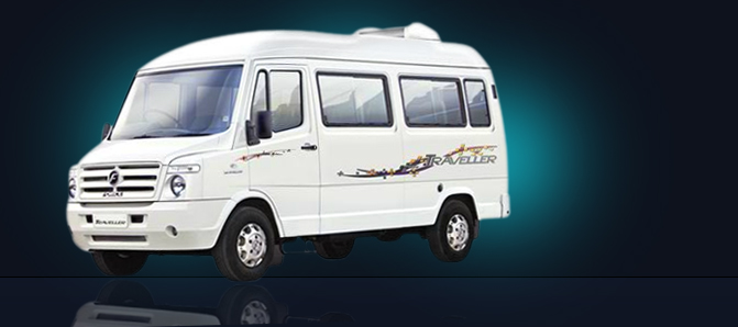 Hire Tempo Traveller in Ahmedabad.