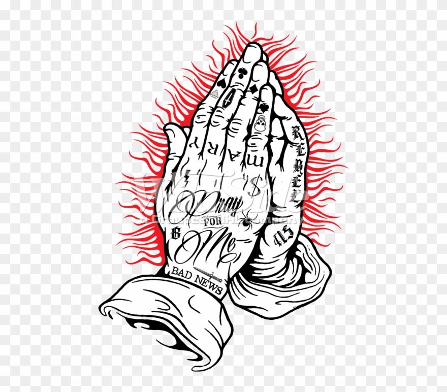 Praying Hands.