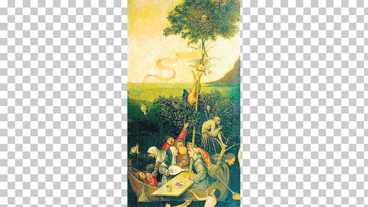 The Ship of Fools The Last Judgment The Temptation of Saint.