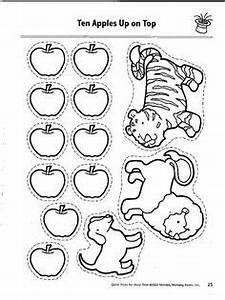 ten apples up top clip art.