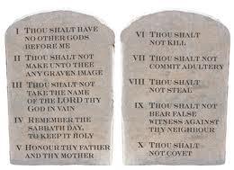 Download Free png File:Ten Commandments.png.