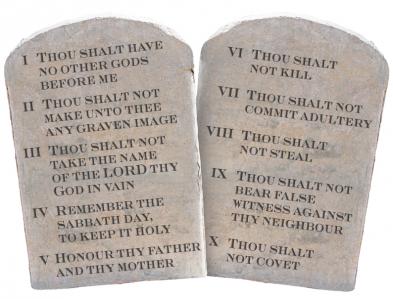 Download Free png ten commandments.