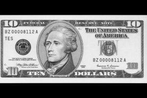 $10 bill clipart 4 » Clipart Portal.