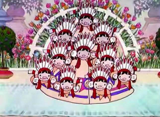 Ten Little Indians: A Genocidal Nursery Rhyme.