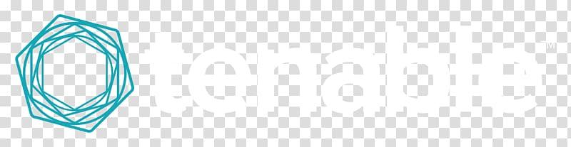Logo Tenable Company Business, network transparent.