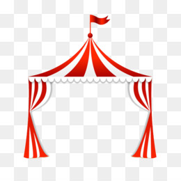 Tenda Da Circo PNG trasparente e Tenda Da Circo disegno.