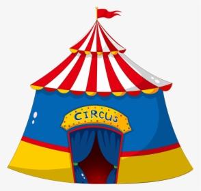 Circo Lona Tenda Png.