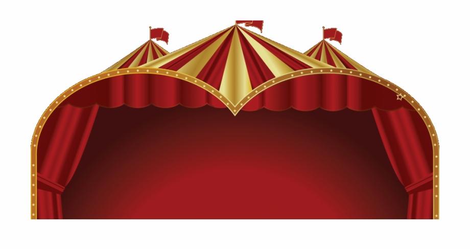 Circo Tenda Png.