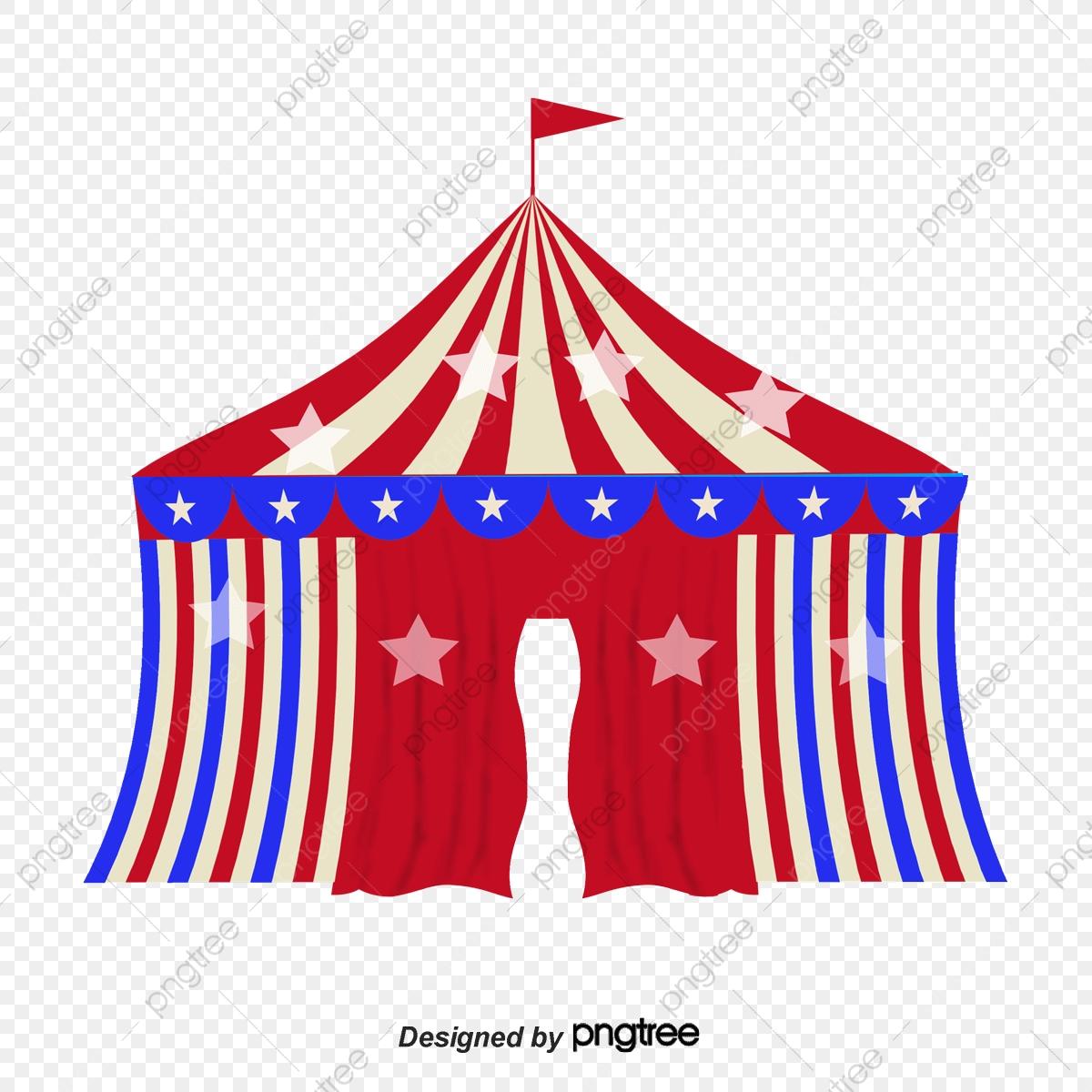 Uma Tenda De Circo , O Circo, Tenda, Ger Arquivo PNG e PSD.