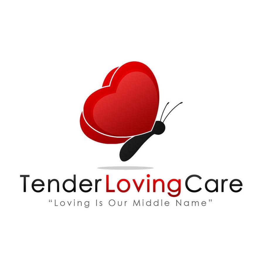 Tender Loving Care Logo by MannyDesigns on DeviantArt.