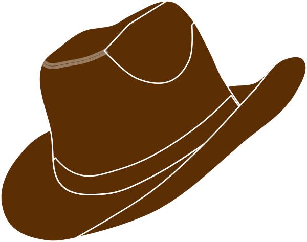 Cowboy hat clipart png.