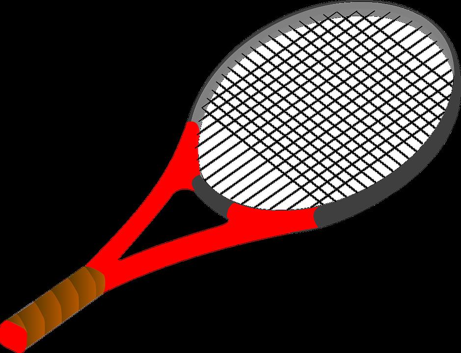 Raquete De Tenis Png Racket Of Lawn Tennis.