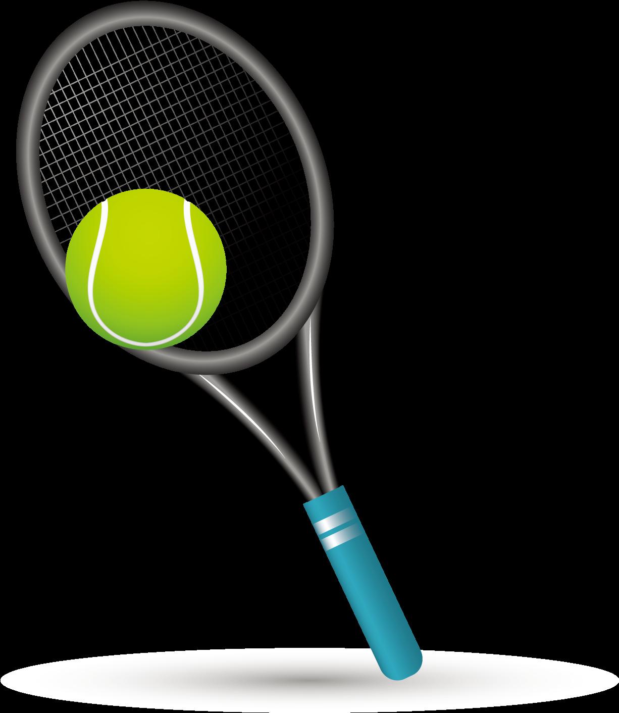 HD Strings Tennis Racket Rakieta Tenisowa.