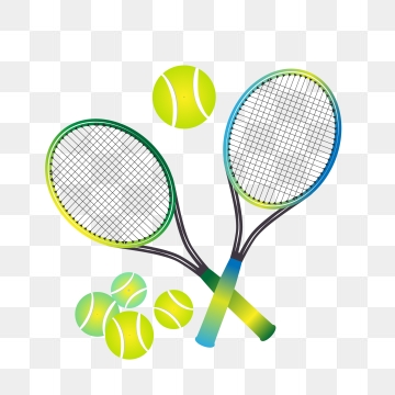 Tennis Racket PNG Images.