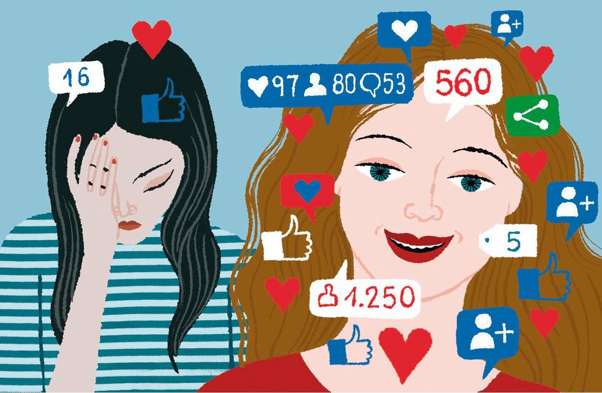 The Teenage Social.