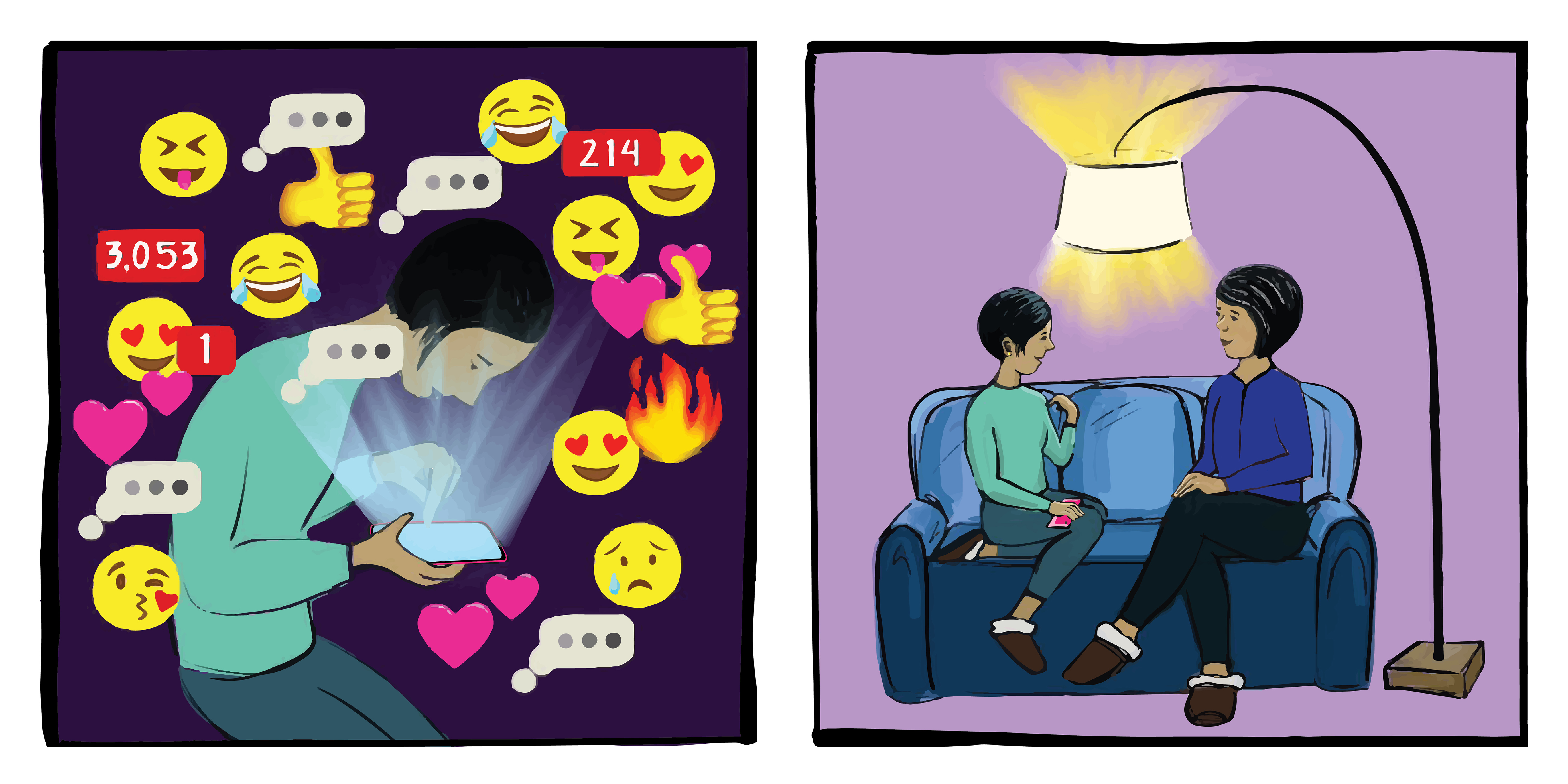 Social Media and Teen Anxiety.