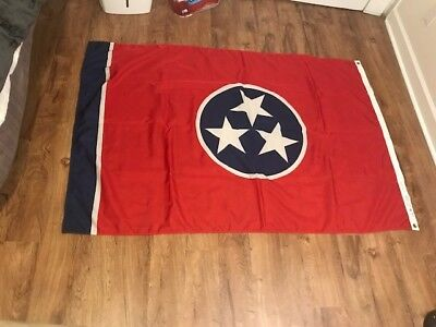 STATE OF TENNESSEE Flag 4x6 Foot Flag Banner (150 Denier.