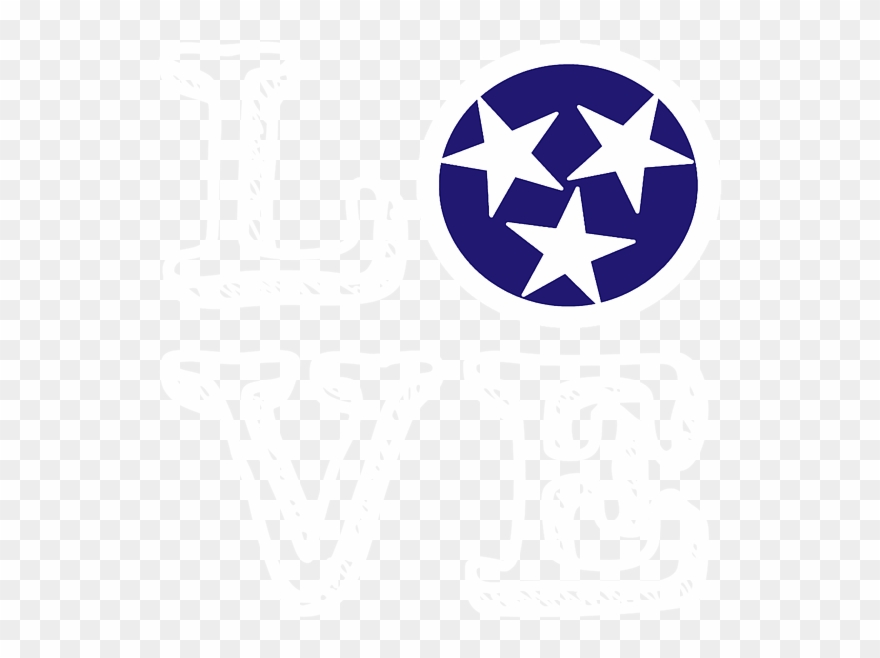Art Tennessee Flag Love By Heather Applegate Clipart.