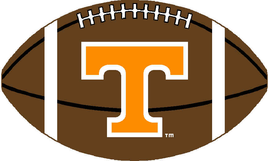 Tennessee Football Cliparts.