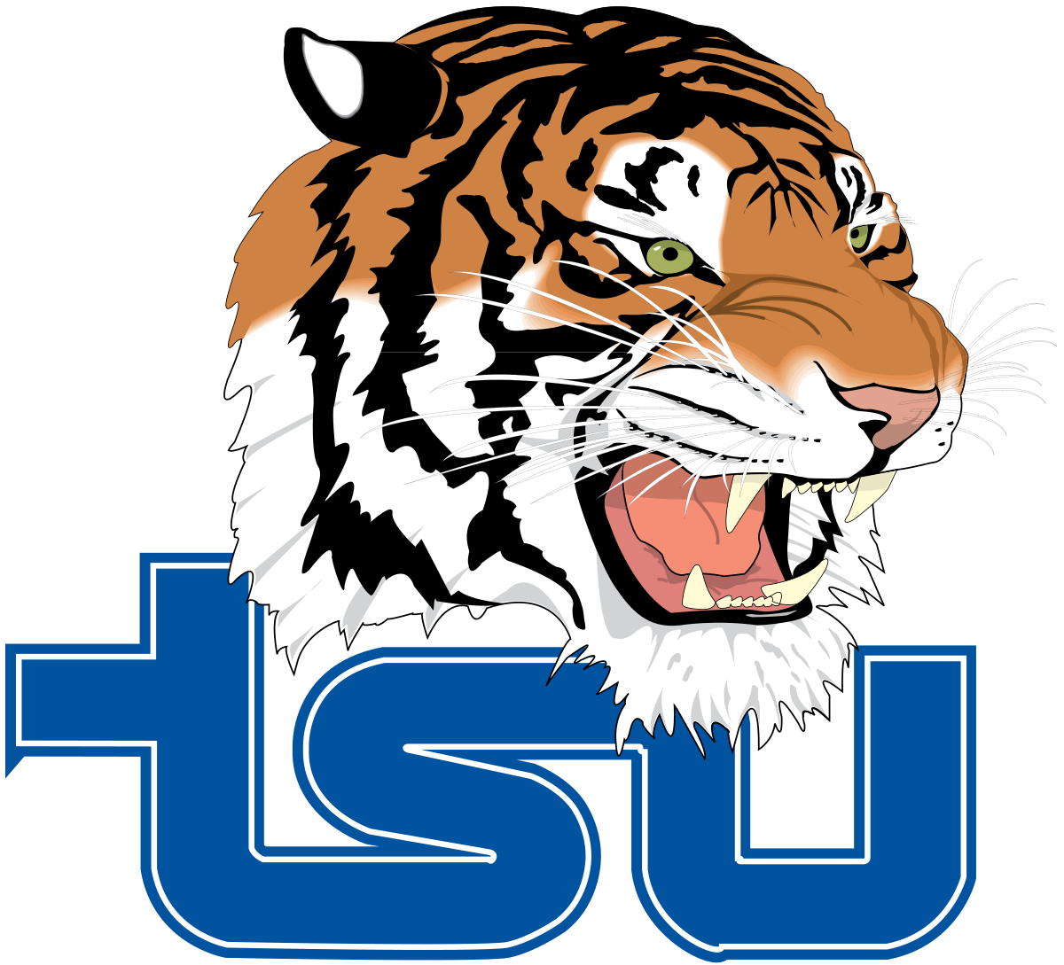 Tennessee State Tigers and Lady Tigers.