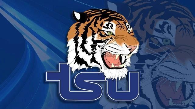 Tennessee State football player expelled for punching coach.